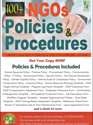 PCDC Policies and Procedures Collection1