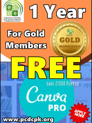 canva pro free for gold members